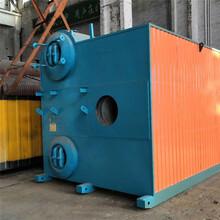 河北滄州燃油蒸汽發生器安裝調試圖片