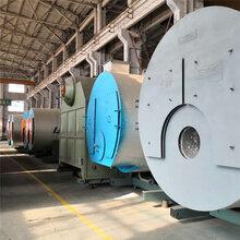 山西吕梁2吨天然气蒸汽锅炉厂家图片