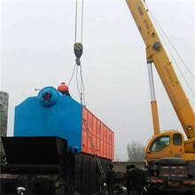 滄州吳橋燃氣蒸汽發生器安裝調試圖片