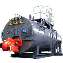 定西安定區燃氣熱水鍋爐廠家價格圖片