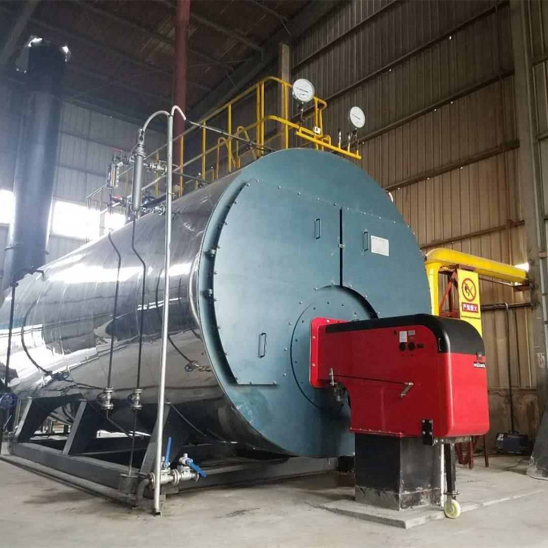 日照燃氣蒸汽鍋爐制造廠家