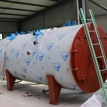 克孜勒6噸燃氣蒸汽鍋爐生產廠家圖片