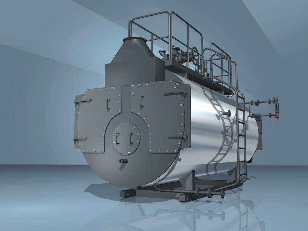 陜西榆林12噸燃氣蒸汽鍋爐廠家地址電話