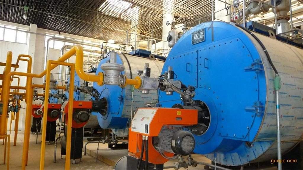 江蘇常州6噸燃氣蒸汽鍋爐廠家價格