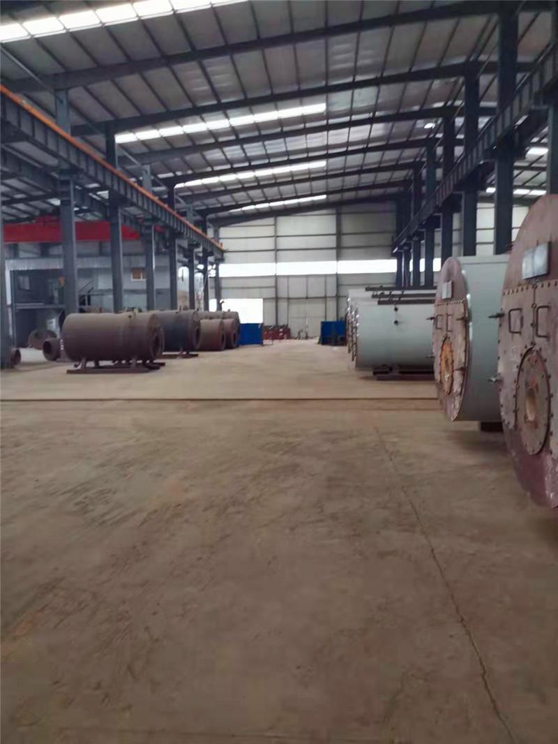 運城市工業燃油蒸汽鍋爐制造廠家