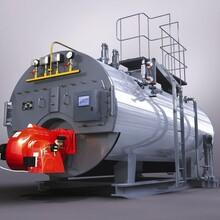 山西運城20t燃煤蒸汽鍋爐廠家直銷價格低圖片