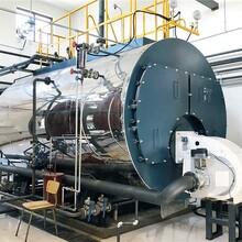 山东济南10吨蒸汽锅炉生产厂家图片