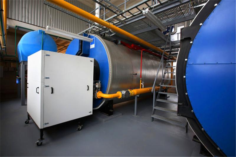 陜西漢中8噸生物質蒸汽鍋爐生產廠家