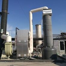 鄂爾多斯市多管除塵器環保處理方案-環保服務商圖片