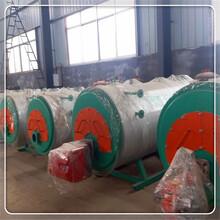 呼倫貝爾10噸燃氣鍋爐生產廠圖片