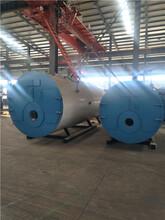 渭南2噸燃氣鍋爐制造商圖片