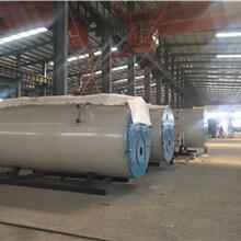 墾利6噸燃氣鍋爐生產廠家圖片
