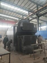 寶雞8噸燃氣鍋爐生產廠圖片