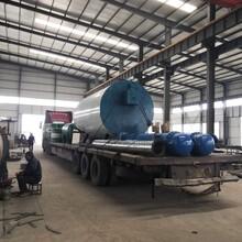 濰坊10噸燃氣鍋爐廠家直銷價格圖片