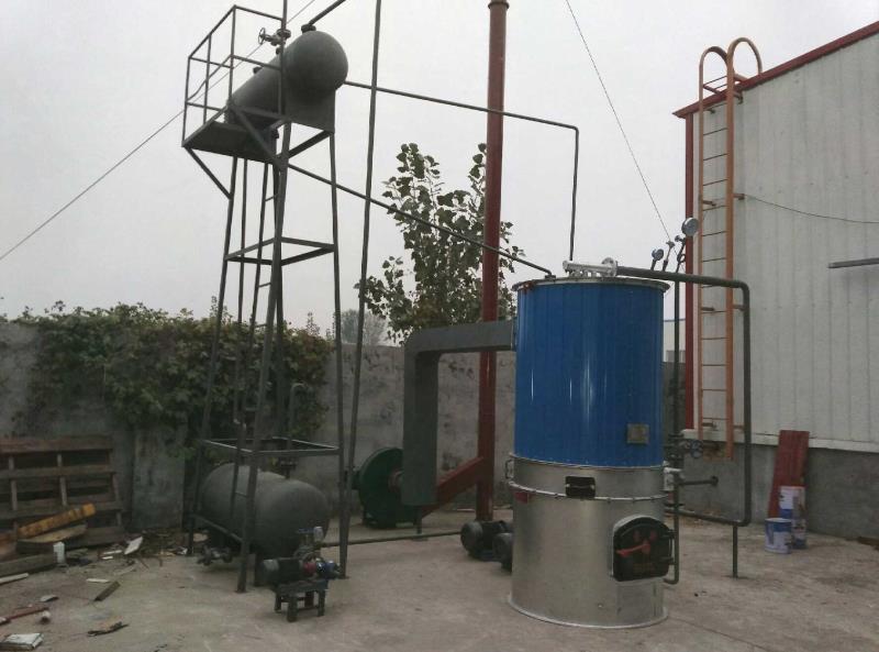 遷安蒸汽鍋爐廠家及價格表