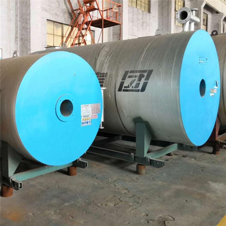 醴陵4吨燃气蒸汽锅炉-生物质锅炉厂