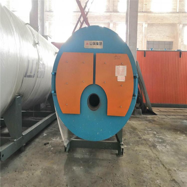 石嘴山0.7噸蒸汽鍋爐-燃煤生物質鍋爐廠
