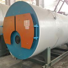 安庆8吨燃气蒸汽锅炉-燃煤生物质锅炉厂图片