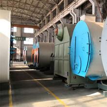 黑河4吨燃气蒸汽锅炉-燃油锅炉厂图片
