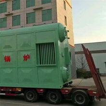 上海周边燃气供暖锅炉厂图片