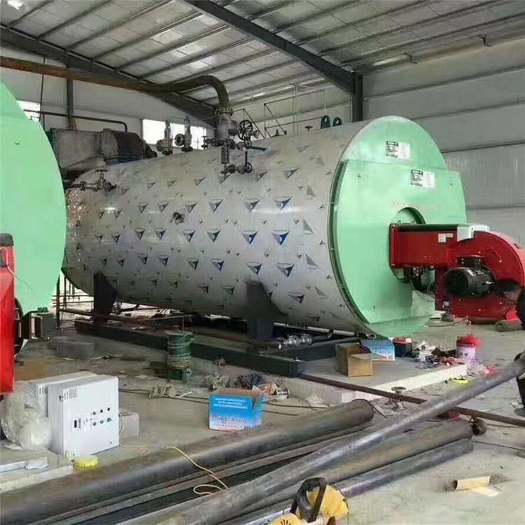 庫爾勒15噸生物質蒸汽鍋爐廠