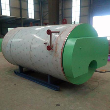 鶴崗700公斤蒸汽鍋爐-燃油鍋爐廠