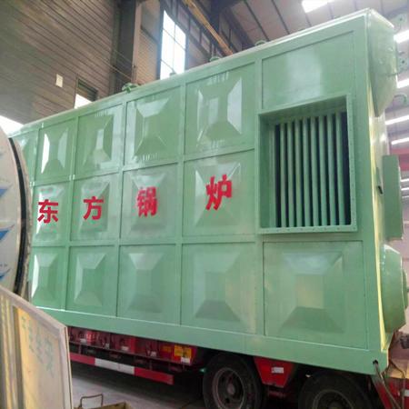温州20吨燃气蒸汽锅炉厂