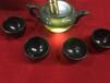 天然和田玉茶壺