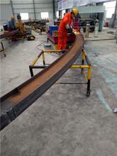 黑龍江哈爾濱16號工字鋼彎弧機圖片