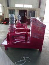 寧夏中衛液壓系統H鋼冷彎機價格圖片