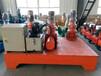 大型工字鋼冷彎機陜西永壽30×30×5角鋼卷圓機