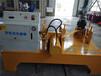 PLC智能工字钢弯曲机甘肃庆阳10号槽钢折弯机