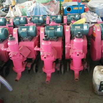 矿用bw500泥浆泵山西晋中移动方便双液电动泵