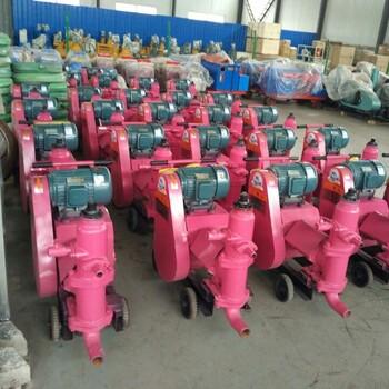 井下排污泥浆泵江西辽宁大流量液压注浆泵
