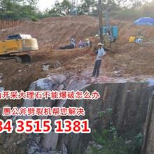 河北衡水隧道开挖破碎机图片