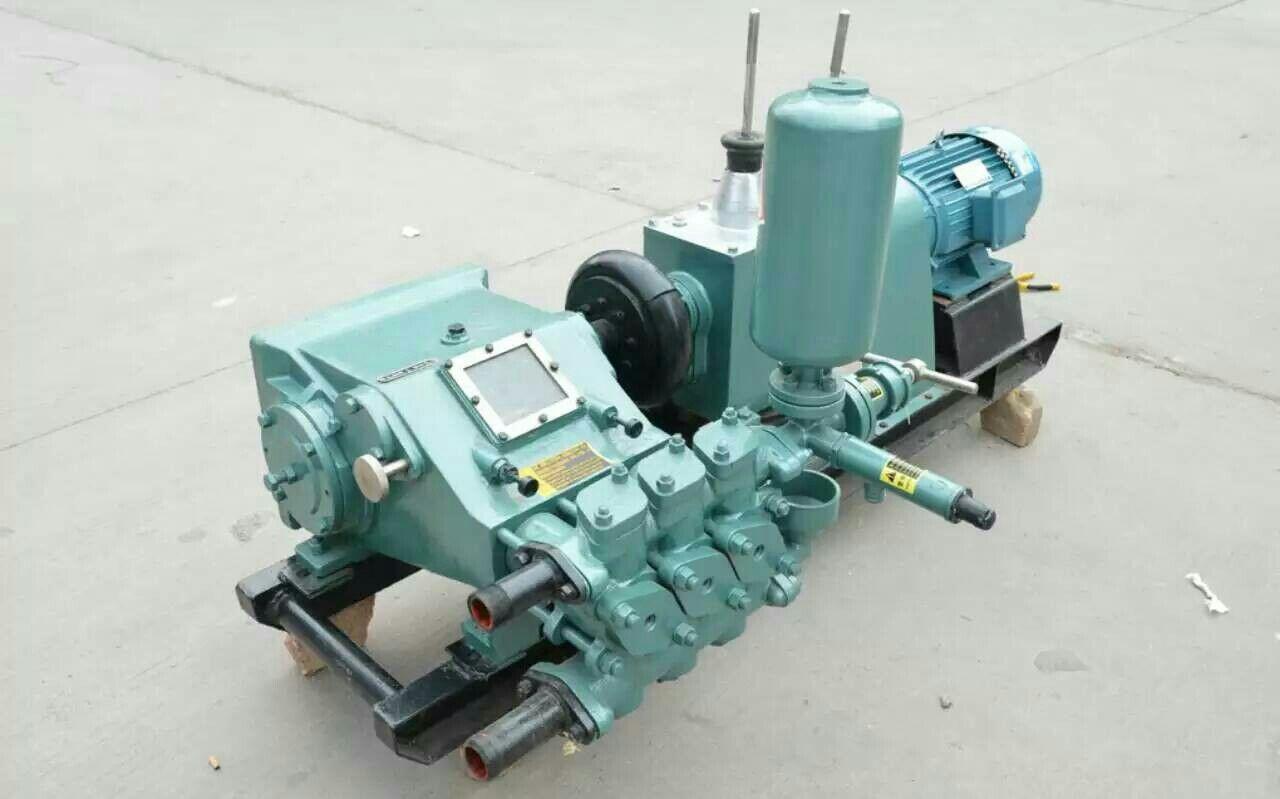 公路高壓大流量注漿機陜西福建往復式巷道堵漏高壓泥漿泵