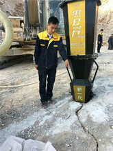 蘭州液壓爆破巖石分裂機一天多少方量圖片