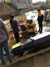 河南鄭州巖石分裂機廠家液壓破石機圖片