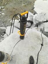 內蒙通遼石頭破裂機圖片