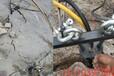 分宜县开石头有什么方法速度快大型分裂棒操作说明