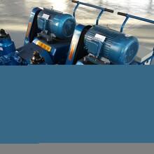 工程樁基灌漿用三缸大流量注漿泵三河市圖片