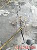 采石场钩机效力太慢劈裂棒广西玉林