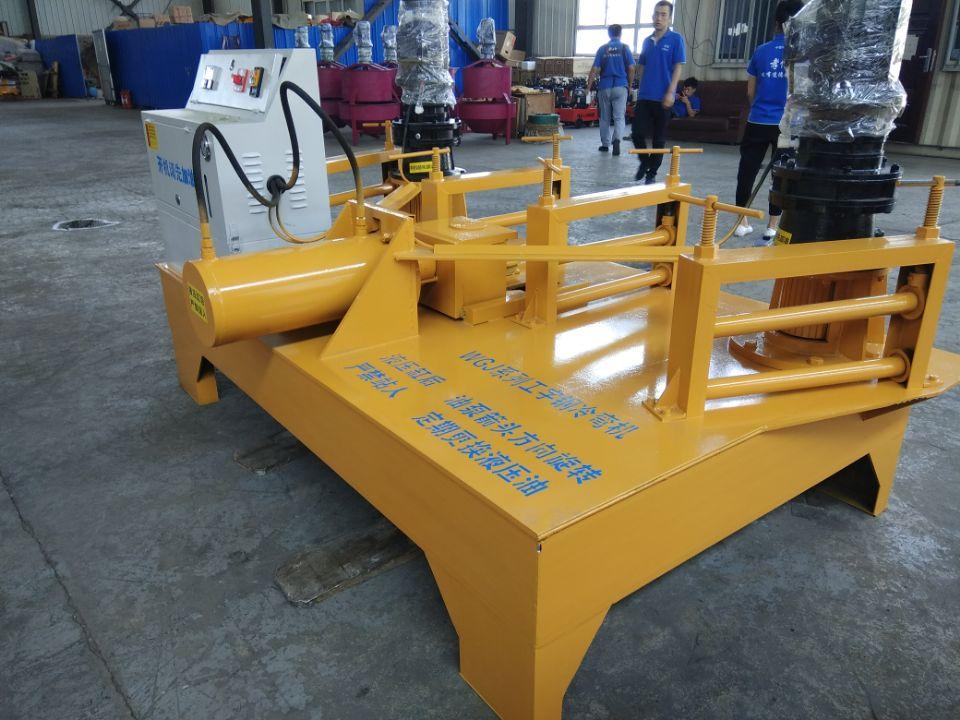 粮仓支护槽钢弯拱机广西来宾