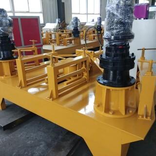 粮仓支护槽钢弯拱机广西来宾图片