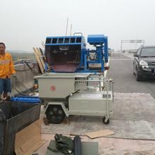 桥梁压浆用单缸活塞式压浆泵云南临沧图片