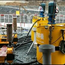 隧道支護注漿雙缸雙液水泥注漿泵安徽銅陵圖片