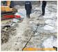 替代膨脹劑炸藥巖石破碎機新疆博爾塔拉怎么使用