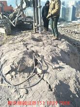 混凝土墻用平劈裂機快速拆除東勝區現貨供應圖片