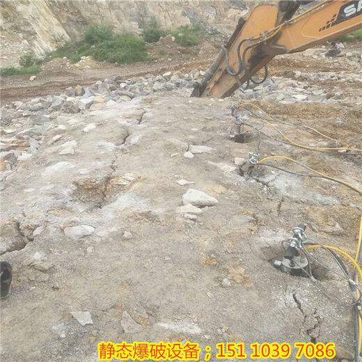 岩石分裂机图