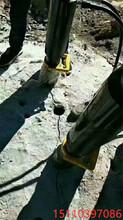 烏海石頭膨脹劈裂器圖片